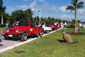 St Maarten 4x4 Jeep Safari: Marigot...