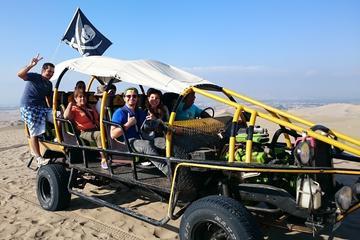 Lima a Ilhas Ballestas, Reserva de Paracas em Ica e oásis de...