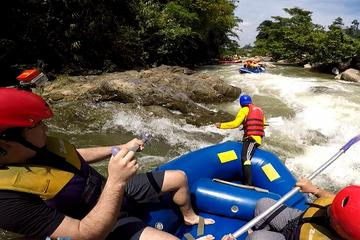 Rafting, ATV and Ziplining Adventure...