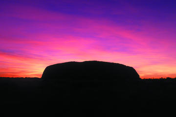3-Day Ayers Rock to Alice Springs Camping Tour Including Kings...
