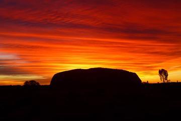 3-Tage Campen Tour Alice Springs nach Ayers Rock inklusive Kata Tjuta...