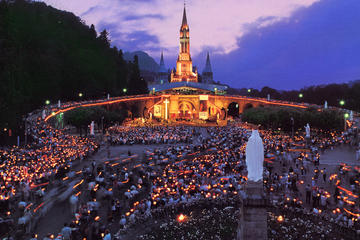 3 Day Private Lourdes Pilgrimage Tour