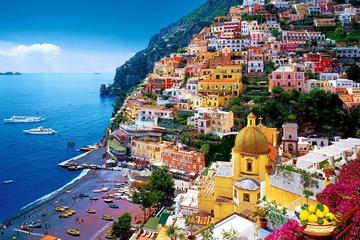 4-Day Italy Tour: Sorrento,  Amalfi, Capri, and Positano
