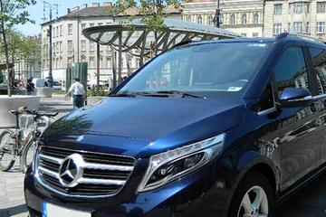 Budapest 4-8 hours Car with driver at disposal