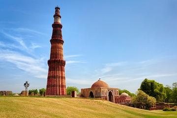 Luxury 5 Star: Private 3-4 Day Delhi and Agra