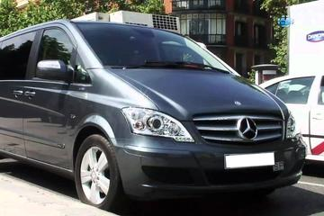 Madrid 4-8-12 hours Car with driver at disposal
