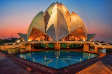 Private 4 or 8 Hours Tour of Delhi with Car and Guide