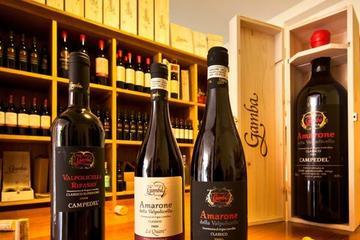 Private Amarone Wine Tasting Tour from Verona