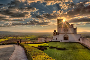 Private Full-Day Tour of Assisi from Florence