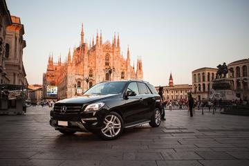 Private Milan Transfer Linate Airport to Hotel in Milan