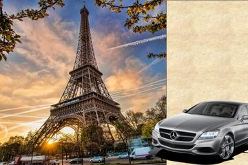 Private Paris Transfer Charles the Gaulle CDG Airport to Paris Hotel