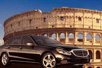 Private Transfer from Fiumicino Airport to Hotel in Rome