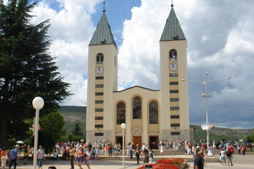 Private Transfer Medjugorje to Split