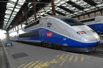 Private Transfer Paris Hotel to Railways Station