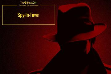 Outdoor Escape Game: Spy-In-Town in...