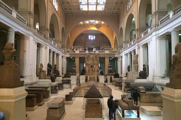 Cairo Private Day Tour: Egyptian Museum, Citadel, and Khan al-Khalil...