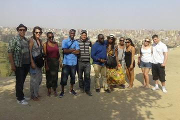 Full Day Tour in Giza Sakkara and Memphis From Cairo
