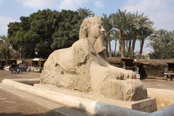 Recorrido privado de medio día: Saqqara y Menfis desde El Cairo