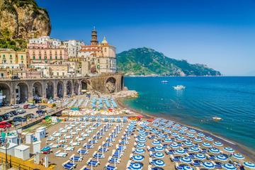 Dagelijks groepstour langs de kust van Amalfi