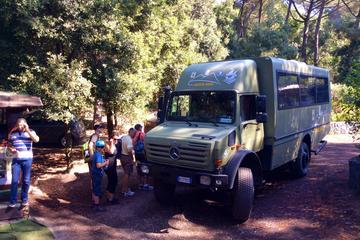 Excursão para grupos por Pompeia e o Monte Vesúvio em veículo 4x4