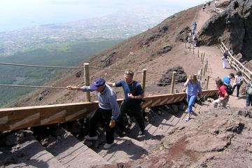 Half-Day Trip to Mt. Vesuvius from Naples