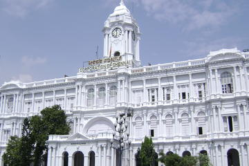 British Architecture Walk in Chennai