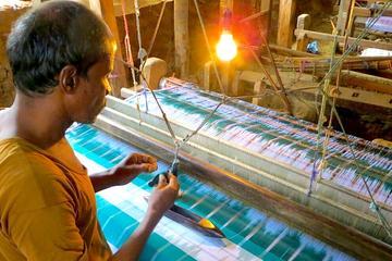Magical Saree Weavers of Dhaniakhali, Kolkata day trip