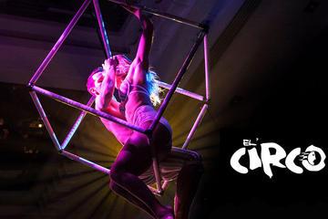 El' Circo VIP New Year's Eve Celebration at Slide Sydney