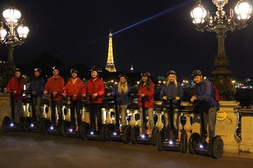 Paris Segway Night Tour