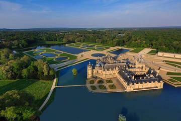Schloss Chantilly ab Paris...