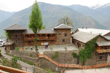Explore Rural Life of Naggar Village...