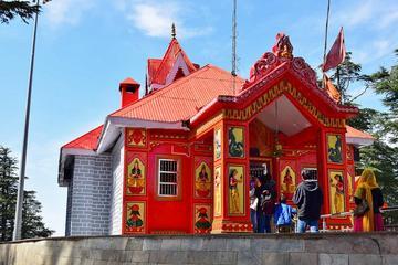 Private Half Day Temple Tour in Shimla