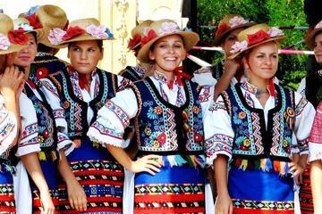Tour storico privato di Dobrogea con degustazione di vini da Bucarest