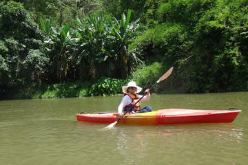 1 Day Bike and River Kayak Adventure from Chiang Mai