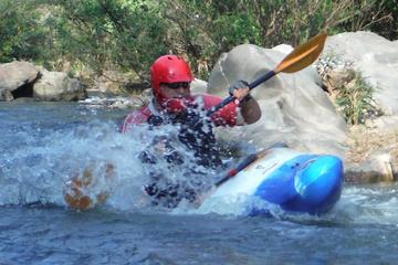 Full-Day Jungle Kayak Mae Wang Rock...