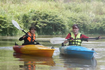 Full-Day Leisure River Kayaking into...