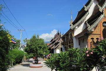 Historical City Bike Tour of Chiang...