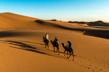 6 Days Tour to Morocco imperial cities and Sahara desert from CASABLANCA