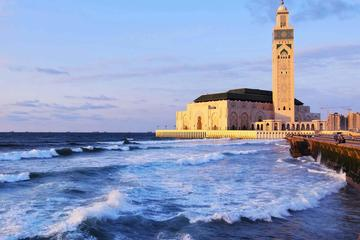 Full-Day Private Tour from Marrakech to Casablanca and Rabat