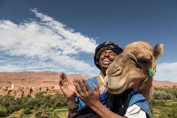 Tour privato di 3 giorni nel deserto del Marocco da Marrakech alle