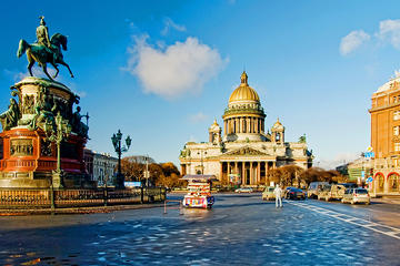 St. Petersburg Visa-Free Shore...