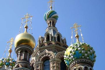 Tour a terra di 1 giorno a San Pietroburgo senza visto