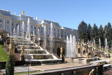 Tour a terra di 2 giorni a San Pietroburgo senza visto