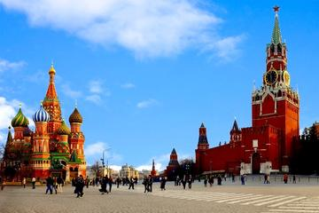 Two Capitals Tour of 8 days and 7 nights From Moscow