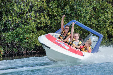 Cancun Jungle Tour: Speed Boat and...