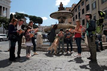 Rome Art Safari and Jewish Ghetto Group Treasure Hunt