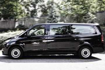 Private Transfer from Prague to Nuremberg