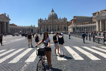 Baroque in Rome on a Bicycle