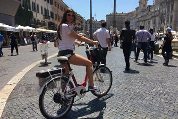Discover the Villas of Rome by E-Bike