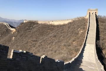 Private Tour to the Great Wall at Commune with Lunch inclusive